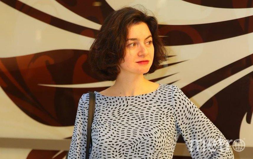 Мария Позина. Фото страничка Марии Позиной в Facebook