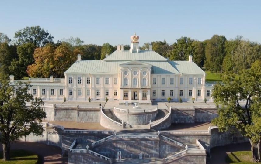 Виртуальная экскурсия по Ораниенбауму. Фото peterhofmuseum.ru/multimedia