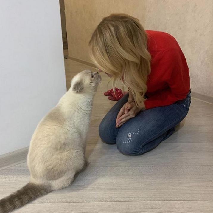 Наталья Поклонская. Фото Скриншот Instagram: @nv_poklonskaya