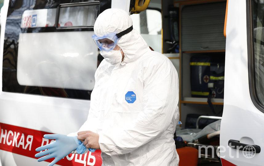 Двое детей есть среди новых заражённых коронавирусом в Москве. Фото Getty