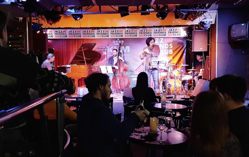"""Предоставлено JFC Jazz Club. Фото """"Metro"""""""