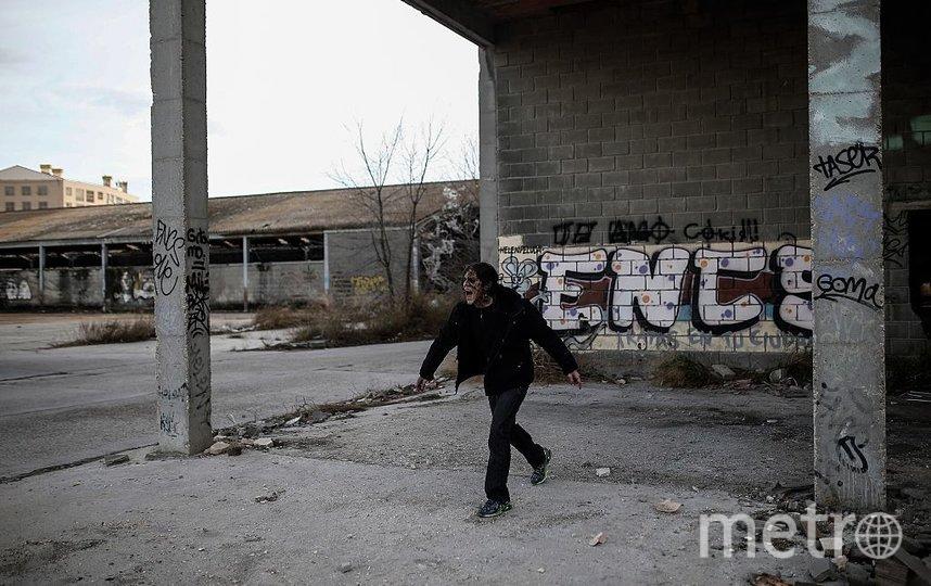 Фильмы про вирусы и зомби очень популярны. Фото Getty
