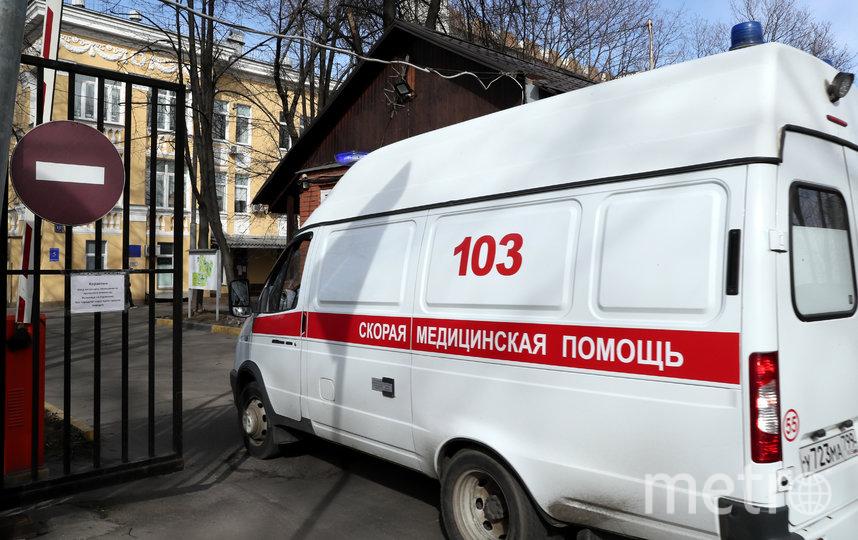 Причиной смерти пожилой пациентки с коронавирусом в столице стал оторвавшийся тромб. Фото Getty