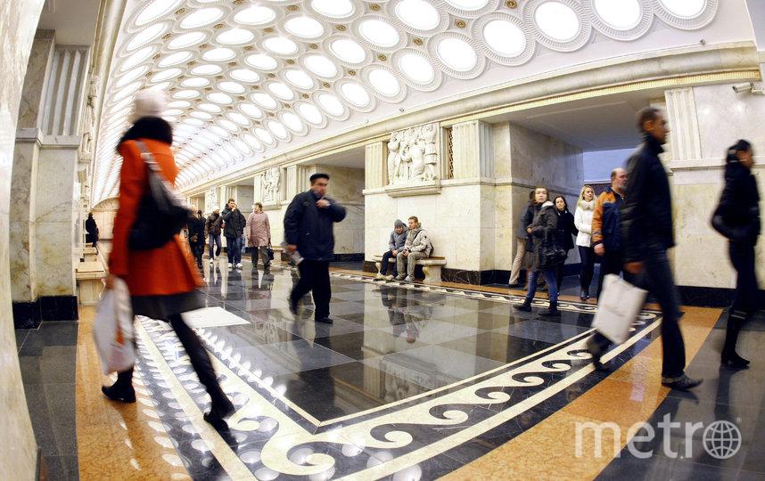 Московское метро запускает онлайн-экскурсии. Фото Getty