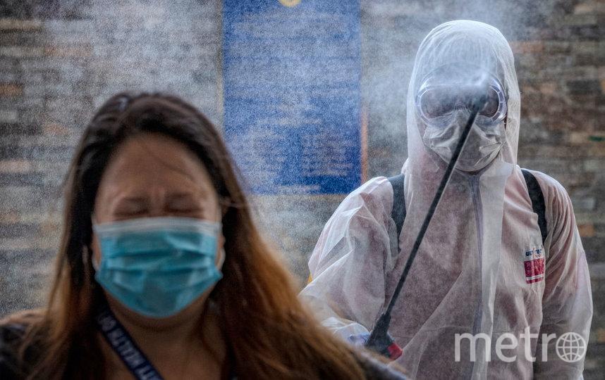 Биолог подробно рассказал о коронавирусе. Фото Getty