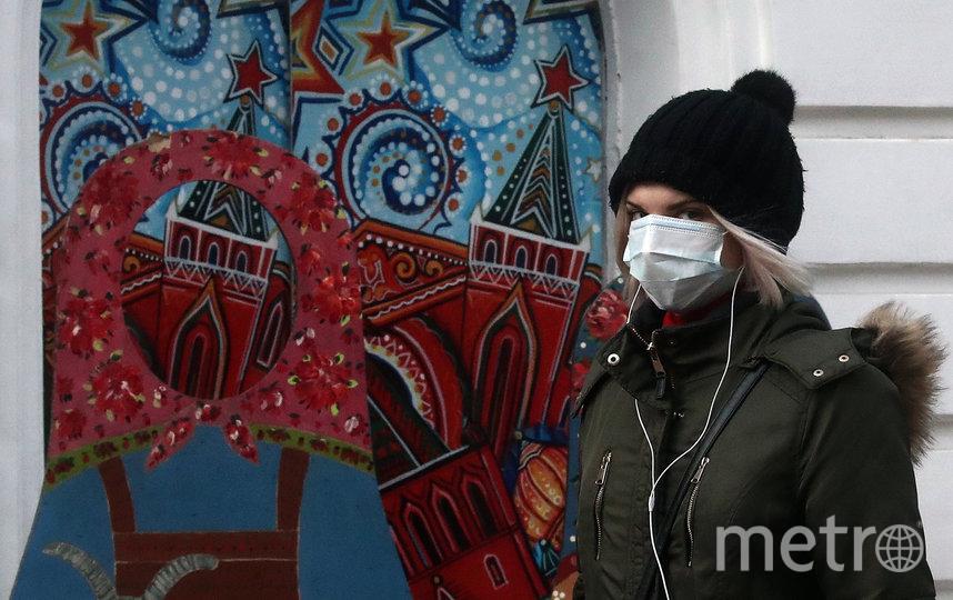 На сегодняшний день в Москве действует целый ряд ограничений, в связи с распространением коронавирусной инфекции. Фото Getty