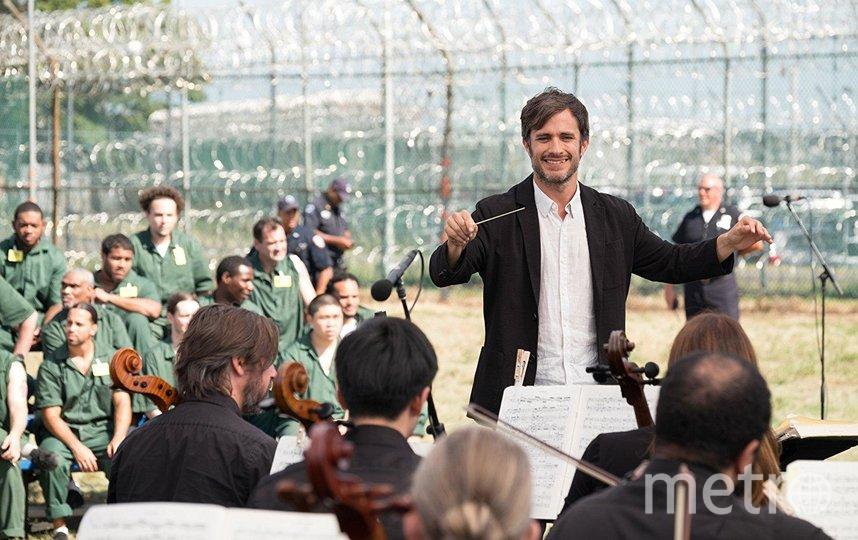 """Кадр из сериала """"Моцарт в джунглях"""". Фото Amazon"""