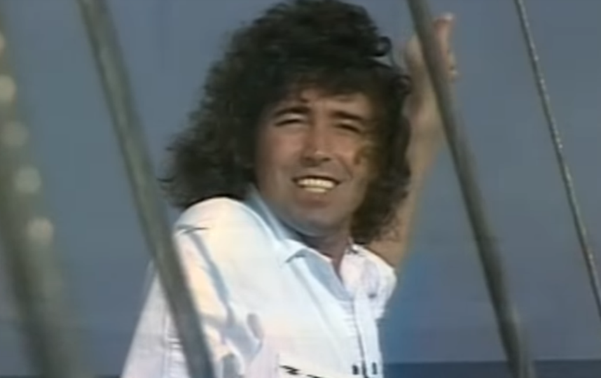 Валерий Леонтьев в молодости. Фото Скриншот Youtube