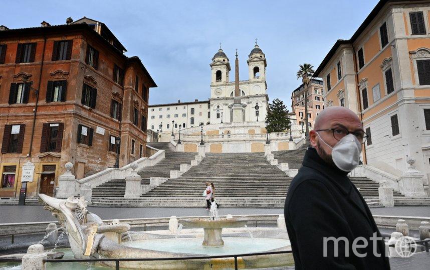 9 марта общее количество случаев заражения в Италии возросло до 41 035. Фото AFP