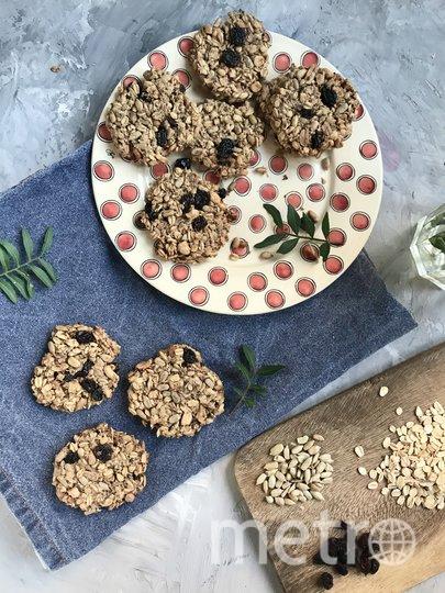 Постное овсяное печенье. Фото Екатерина Мокрякова
