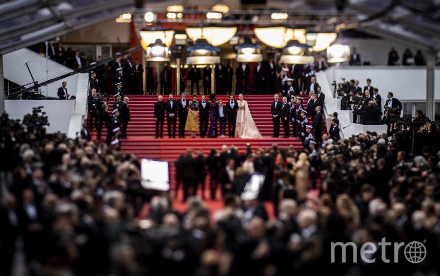 Каннский кинофестиваль отменили из-за коронавируса. Фото Getty