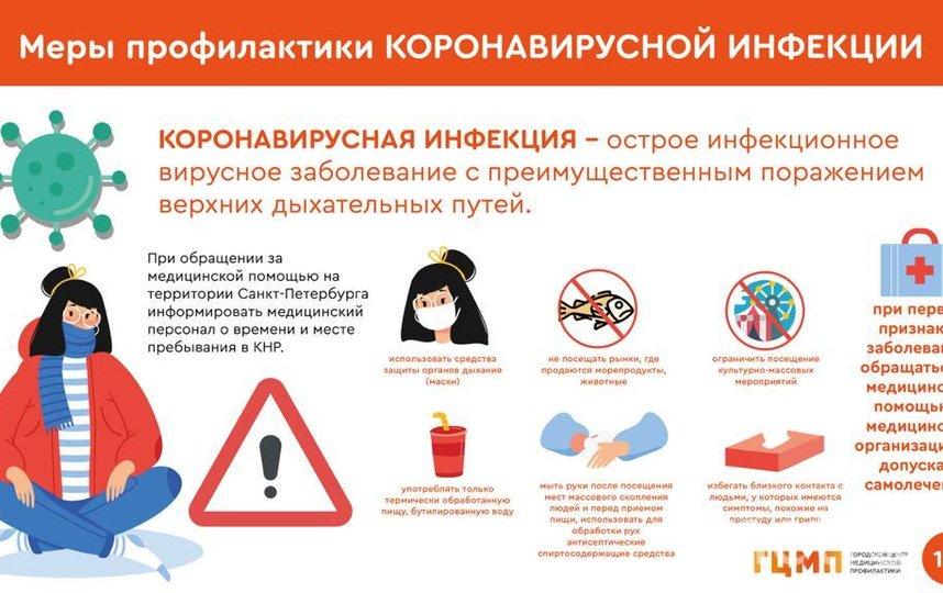 """Как защитить себя от коронавируса. Фото """"Metro"""""""