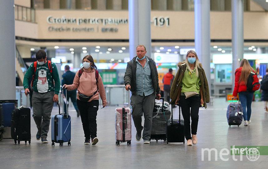 Оперштаб Москвы опубликовал полный список авиарейсов, пассажиры которых заразились COVID-19. Фото Василий Кузьмичёнок