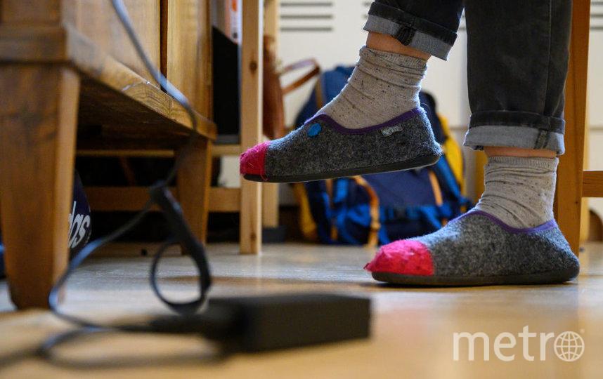 в 30% петербургских компаний сотрудникам рекомендовано работать из дома. Фото Getty