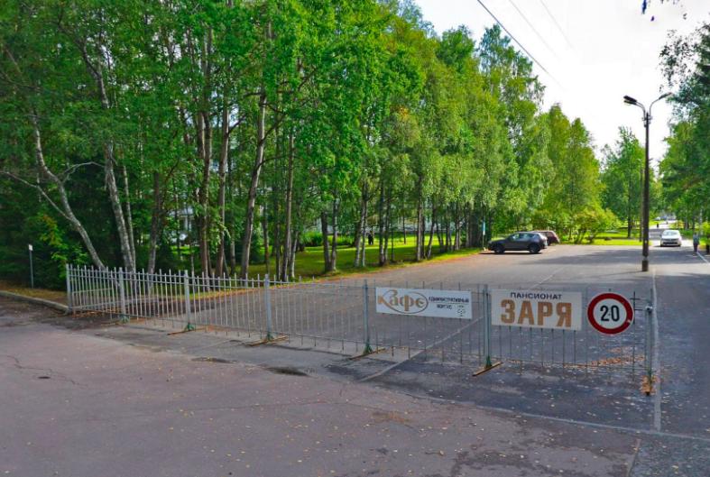 """Пансионат """"Заря"""" полностью оснащен. Фото Яндекс.Панорамы, """"Metro"""""""