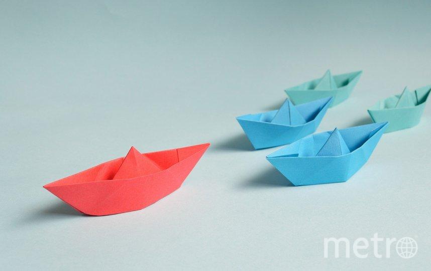 Создайте оригами. Фото pixabay.com