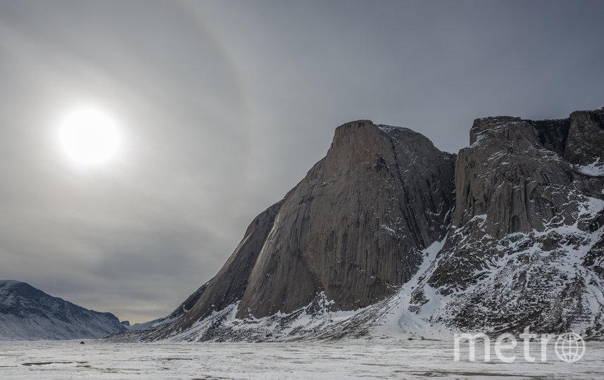 Баффинова Земля. Фото Getty