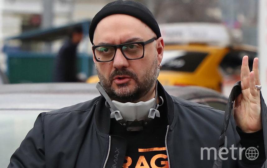 Режиссёр Кирилл Серебренников. Фото Getty