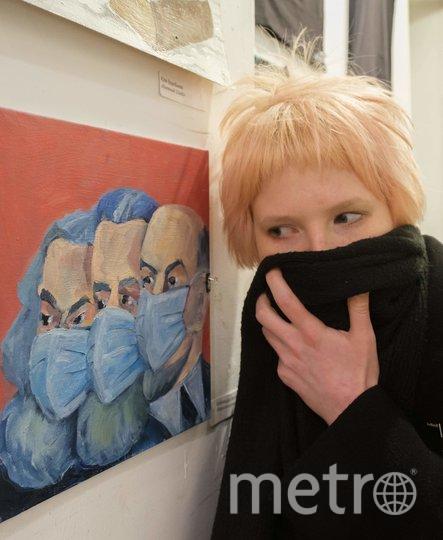 """Галерея """"Свиное рыло"""". Фото Алена Бобрович, """"Metro"""""""