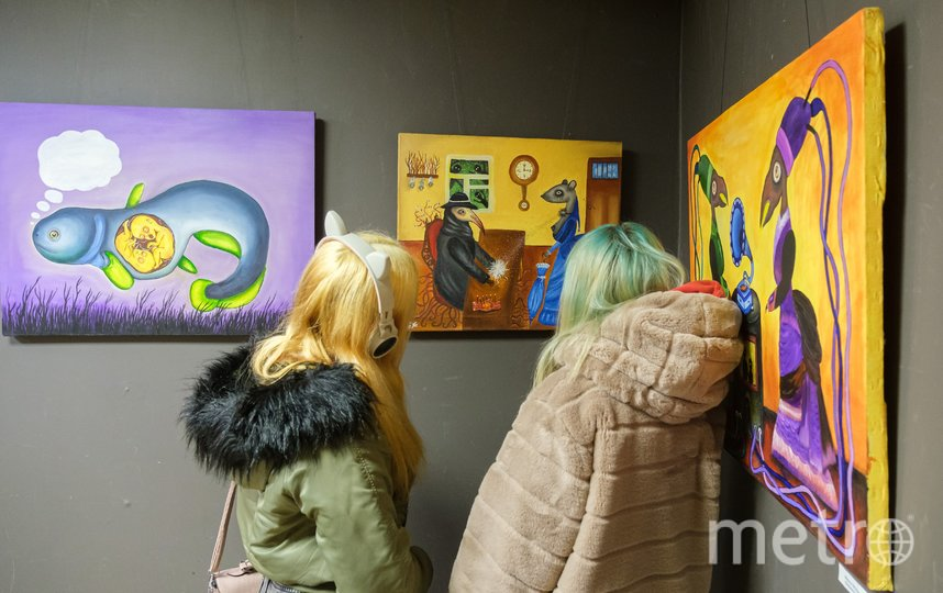 """Пока работают небольшие галереи, арт-центры и сувенирные магазины. Фото Алена Бобрович, """"Metro"""""""