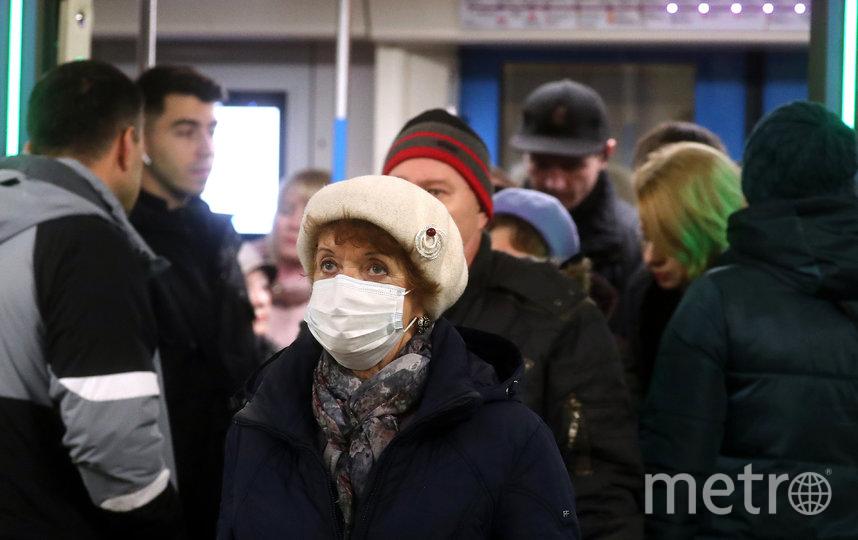 Москвичи старше 65 лет обязаны соблюдать домашний режим. Фото Getty