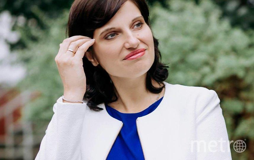 Нейропсихолог Ирина Хвингия.