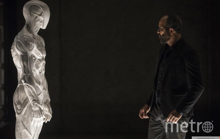 "Кадр из сериала ""Мир Дикого запада"". Фото HBO, kinopoisk.ru"