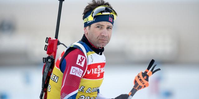 Уле-Эйнар Бьорндален.
