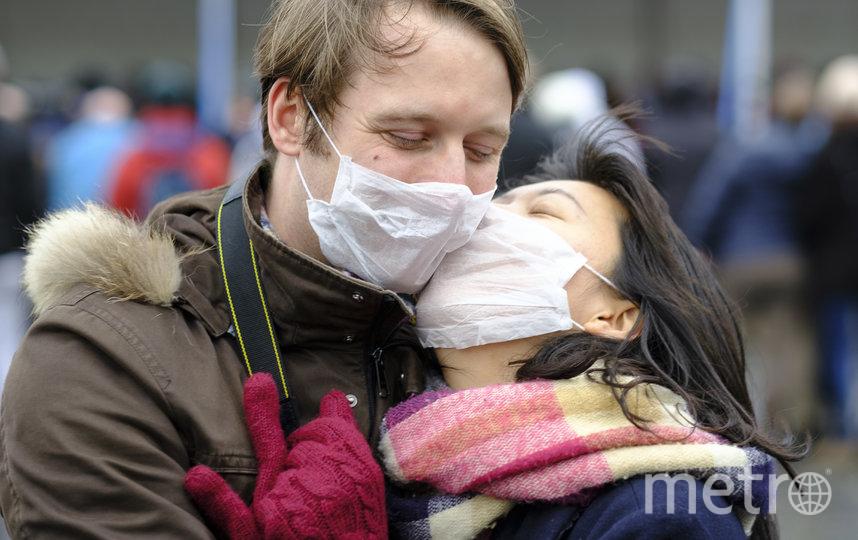 Metro выясняет, как наши романтические связи могут измениться из-за пандемии. Фото Getty