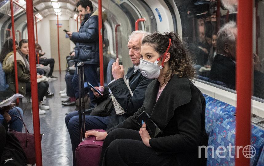 Власти Великобритании объявили о введении трёхнедельного карантина. Фото Getty