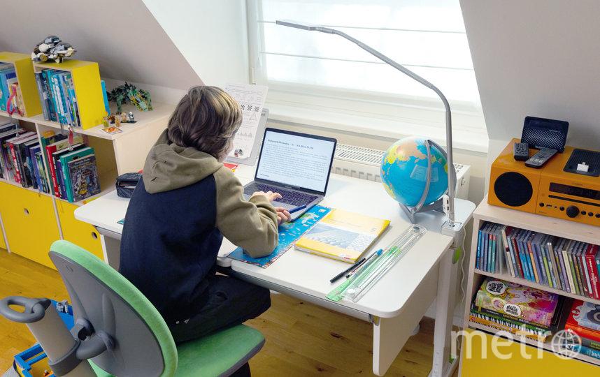 Карантин поможет детям стать более самостоятельными. Фото Getty
