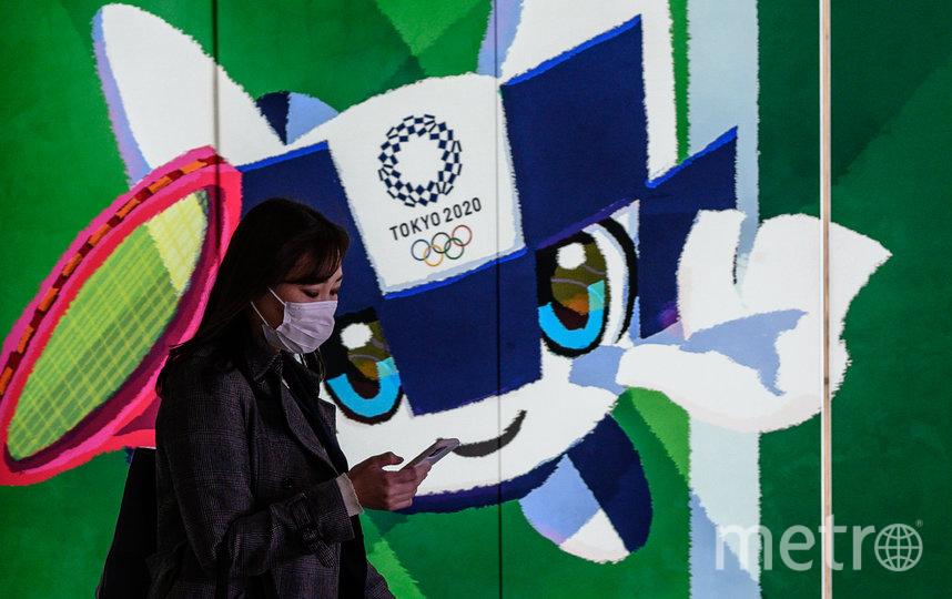 Олимпийские игры в Токио перенесены из-за пандемии коронавируса. Фото AFP