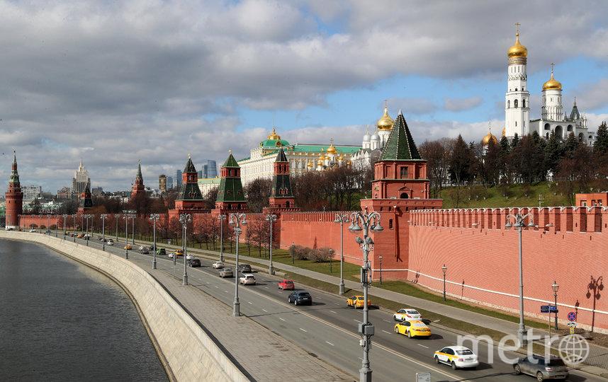 Апрельское тепло возвращается в Москву. Фото Getty