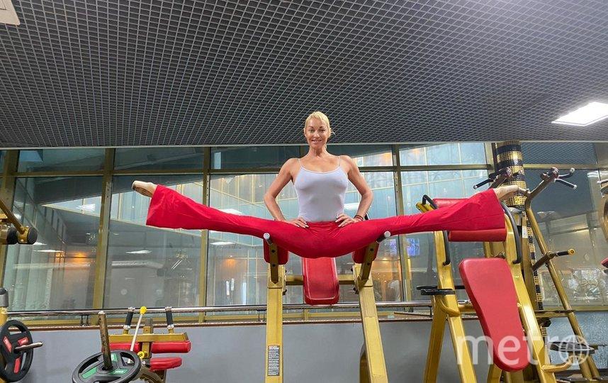 Анастасия Волочкова. Фото Из личного архива
