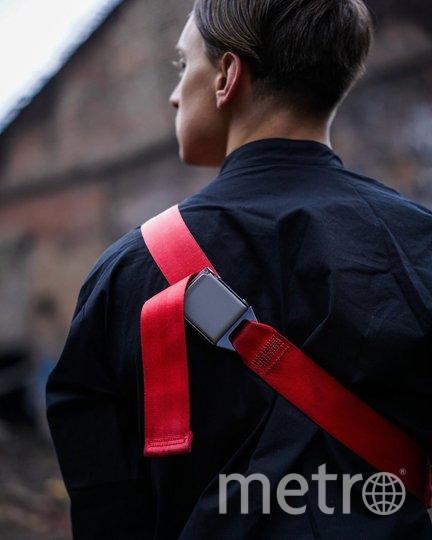 Резиновый запах у аксессуаров есть, но он быстро уходит. Многим  он нравится – и люди покупают новые сумки, чтобы его ощутить. Фото Скриншот Instagram: @polyarus_bags