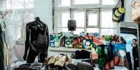 Петербургские резиновые сумки из велокамер стали хитом