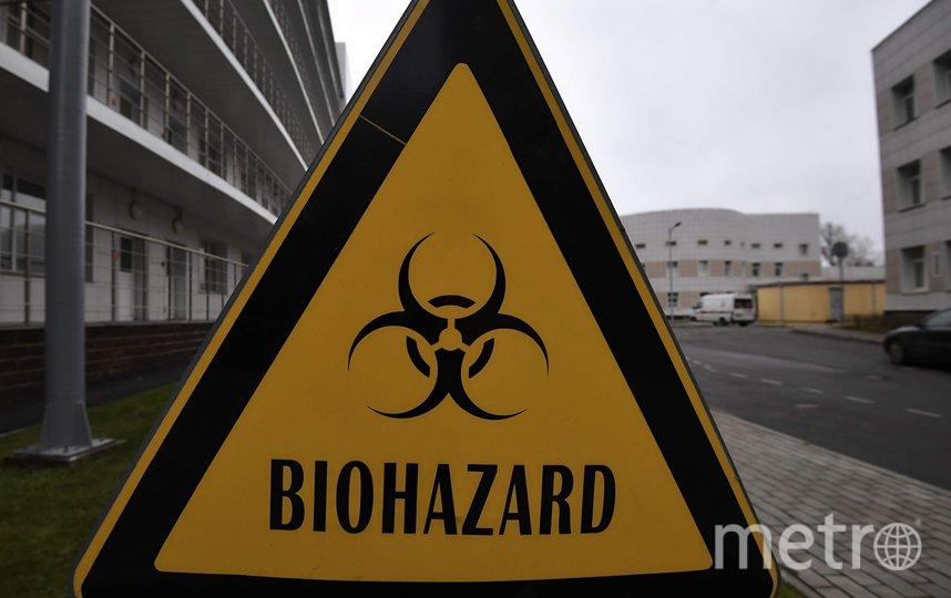 """Число жертв коронавируса в мире превысило 18 тыс. Фото """"Metro"""""""
