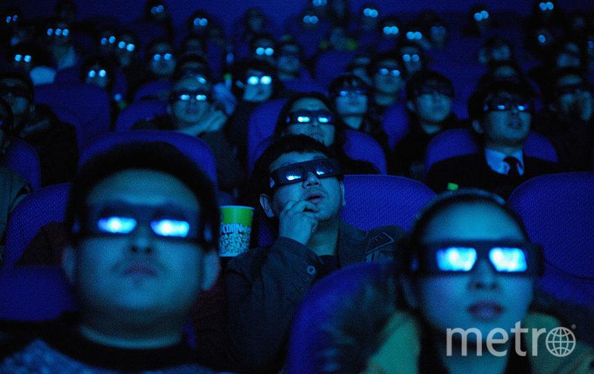 """В Китае покажут """"Мстителей"""" и """"Аватар"""" для привлечения зрителей в кино. Фото Getty"""