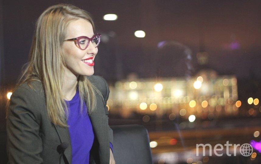 """Ксения Собчак. Фото архив, """"Metro"""""""