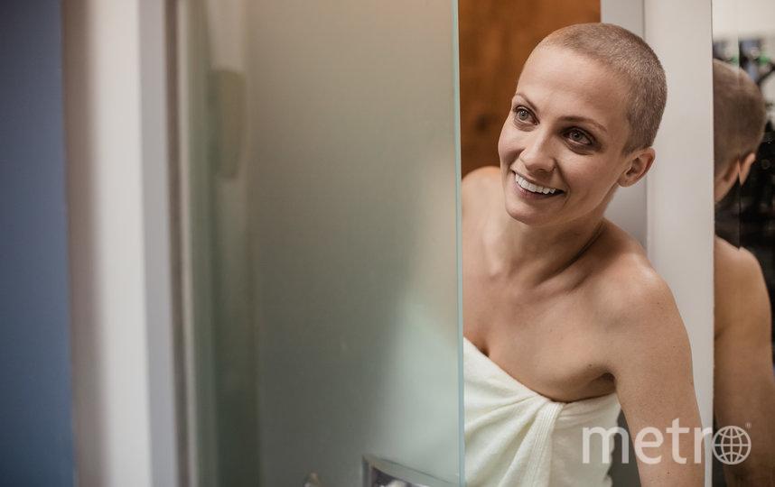 Полина Максимова сыграла онкобольную девушку Женю. Фото предоставлено видеосервисом START
