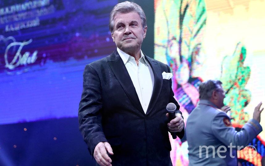 Лев Лещенко. Фото Getty