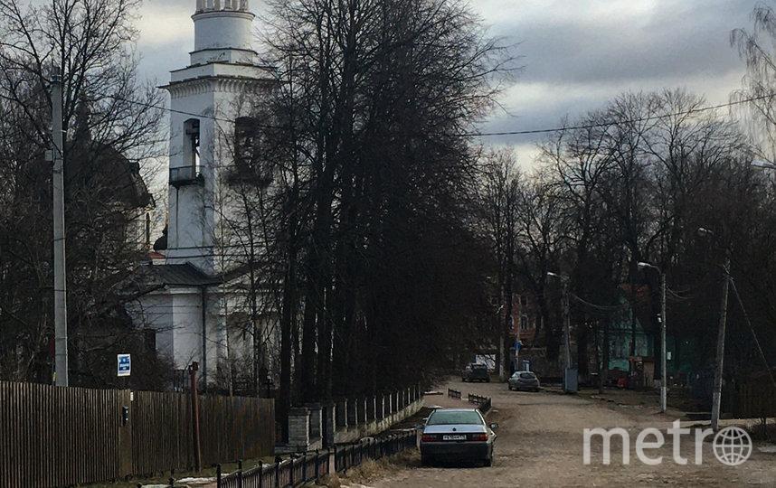 Шлиссельбургский тракт. Фото КГИОП