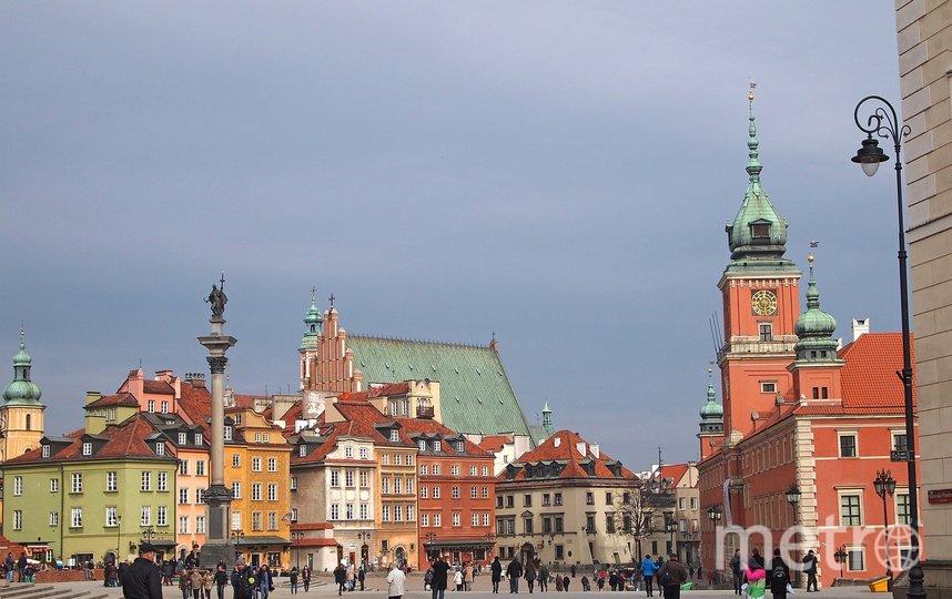 Варшава, архивное фото. Фото pixabay