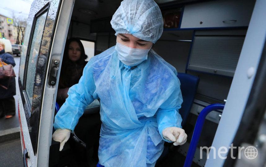 В России выявлены 182 новых случая заболевания. Фото Getty