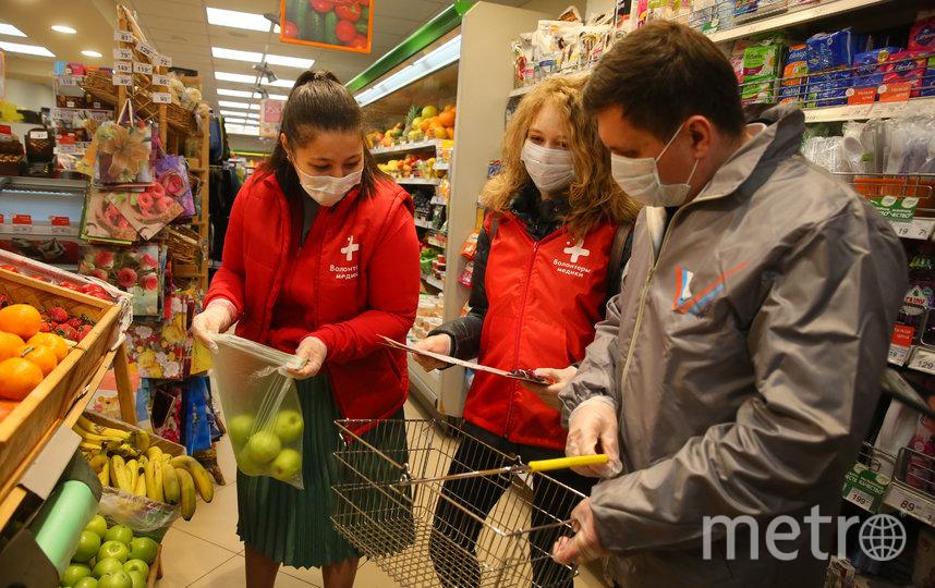 На сегодняшний день таких волонтёров в Москве – больше 400, а в России – около девяти тысяч. Фото Василий Кузьмичёнок