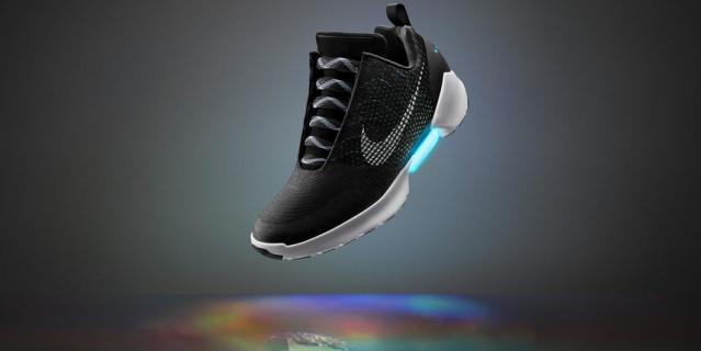Nike HyperAdapt.