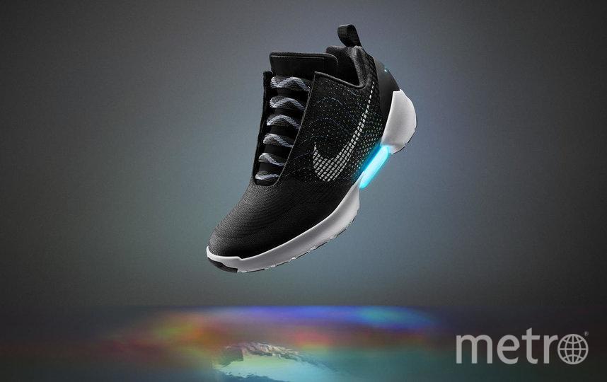 Nike HyperAdapt. Фото предоставлено