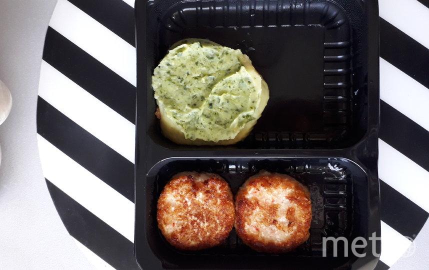 "Краб-кейки. Фото Мария Позина, ""Metro"""