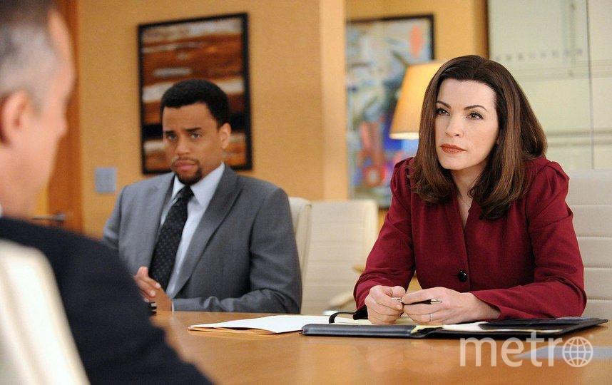 """Кадр из сериала """"Хорошая жена"""". Фото CBS"""