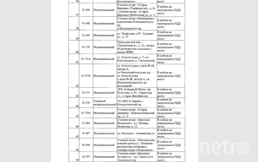 """Маршрутки отменят с 28 марта по 5 апреля. Фото """"Metro"""""""